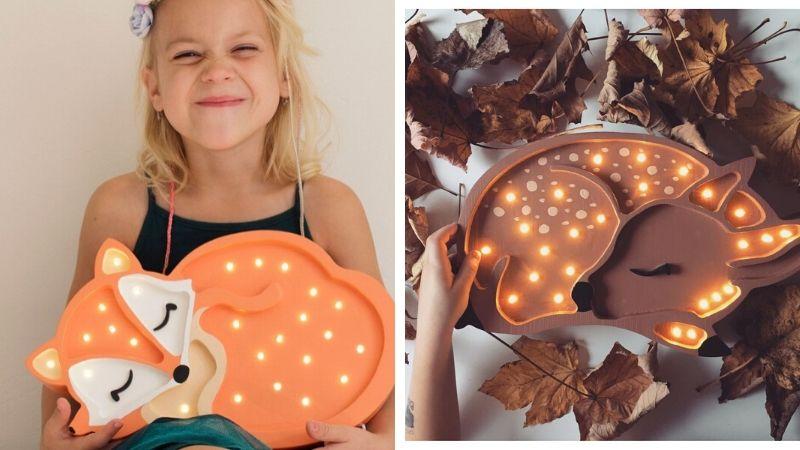 søte lamper til barnerommet