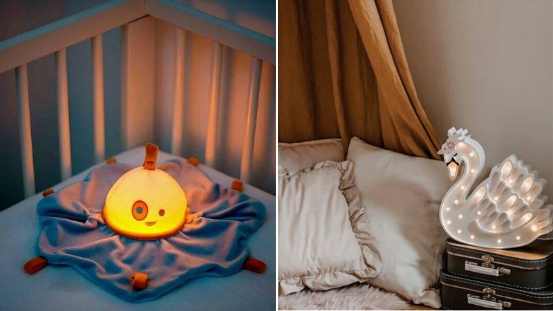 nattlamper til barn